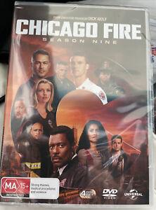 Chicago Fire - Season 9 DVD NEW ; Free Post