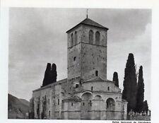 31 SAINT JUST DE VALCABRERE EGLISE IMAGE 1971 CHURCH OLD PRINT