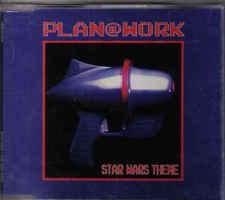 Plan@Work-Star Wars Theme cd maxi single eurodance holland