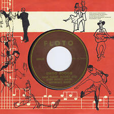 TOMMY MOONEY - BINGO BOOGIE / THAT'S MY BABY - TWO HOT HILLBILLY BOOGIE BOPPERS