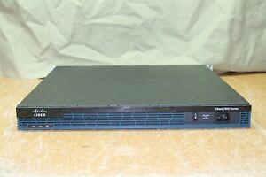 CISCO 2901 Router CISCO2901/K9 router
