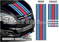 Ford Martini OTT003 Transit Custom racing stripes vinyl graphics stickers