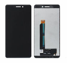 For Nokia 6.1 (2018) 5.5'' LCD Screen and Digitizer Assembly Replacement Black