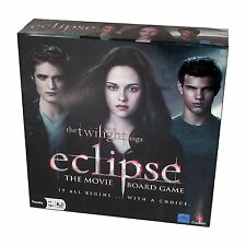 Cardinal Games Twilight Eclipse Board Game, Twilight Movie Board Game, New