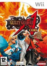 Wii-Guilty Gear XX Accent Core-Nintendo Wii
