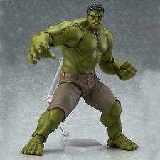 Marvel Avengers Figma 271 Hulk Toy Movable Action Hero Figure Doll Model Gift