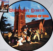 WITCHFINDER GENERAL - FRIENDS OF HELL, 2017 RECORD STORE DAY PICTURE DISC LP NEW