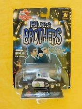 Racing Champions THE BLUES BROTHERS Police Cruiser #6 Limited Edition (1999)