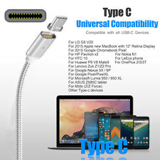 For IOS iPhone Android Type-C Magnetic Charging Cable Micro USB Adapter Charger