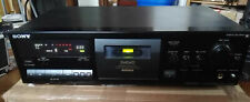 SONY TC K715S piastra cassette deck - Dolby S B C HXPro New Belt Cinghie nuove