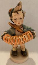 Vintage Hummel Goebel #185 Accordian Boy Hummel