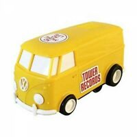 RECORD RUNNER Tower Records Japan Special Color Yellow Volkswagen Japan Tracking