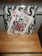 """FLESH EATERS """"No Questions Asked"""" LP SPITTLE ITA 2012 - SEALED"""