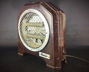 Déco vintage ou utilisation art déco radiateur chauffage Calor en bakélite 125V