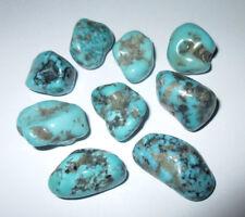 Pierre roulée en Turquoise EXTRA 20/25mm, Minéraux, Lithothérapie