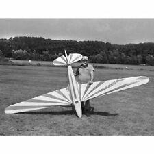 Bauplan DFS Habicht Modellbauplan Fesselflugmodell
