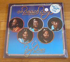 The Beach Boys 1976 original Reprise LP 15 Big Ones SEALED + Song Hype Sticker