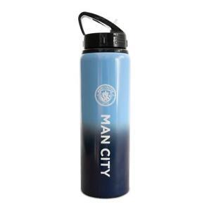 Team Merchandise Man City 750ml Alu Fade Bottle -DS