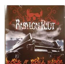 Babylon Riot: Rock n' Roll Rider / EP