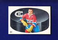 Jean Guy Talbot 1962-63 Parkhurst Hockey #51 (VG+) Montreal Canadiens