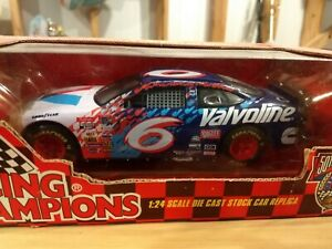 Mark Martin #6 Valvoline 50th Anv 1:24 Scale Racing Champions Die Cast NASCAR