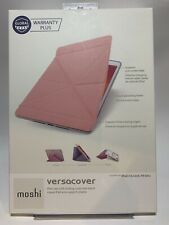 Moshi VersaCover Case with Folding Cover for iPad 7th Gen 10.2 Inch (Pink)