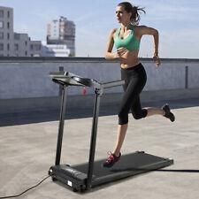 500W Folding Treadmill Electric Motorized Power Running Jogging Fitness Machine