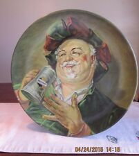"FalStaff BEER Advertising 1971 reproduction 1900 NO .3953 PLATTER   16"" diameter"