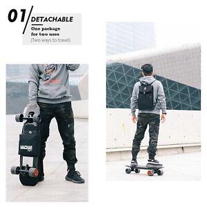 Skateboard Longboard Shoulder Carrier Bag Road Skate Carry Storage Bag Backpack