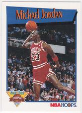MICHAEL JORDAN Slam Dunk Champion BASKETBALL CARD 1991 NBA Hoops IV CHICAGO BULL