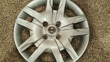 "1 53084 NEW 16""  Hubcap Wheelcover 2010 2011 2012 Nissan Sentra Bolt On"