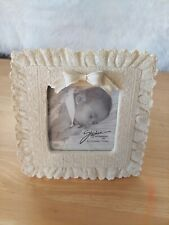 "Stephan Enterprises Inc 2003 Lace Keepsake Frame 3""X 3"" Photo"