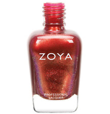 ZOYA ZP925 TAWNY sparkling coppery rose metallic nail polish ~ PARTY GIRLS New!