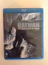 Batman: The Dark Knight Returns, Part 1 (Blu-ray Disc, 2012)Authentic US Release