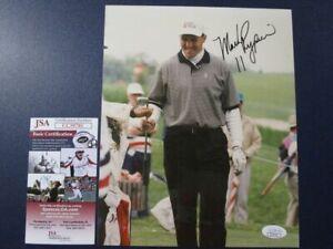 Mark Rypien Washington Redskins Signed 8x10 Photo JSA COA