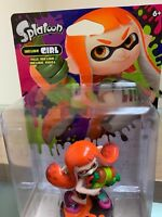 Splatoon Series Inkling Girl Amiibo - Brand New & Sealed - US Version