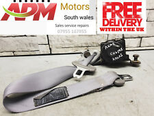 GM DAEWOO KALOS 02 - 04 Rear Centre Seat Belt  3 Point Seatbelt in Grey