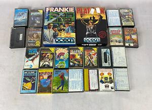 Vintage Collector 24 Sinclair ZX Spectrum 48/128 K Game Bundle