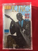 Albert King Mean Mean Blues Cassette Tape Brand New Unopened 1993