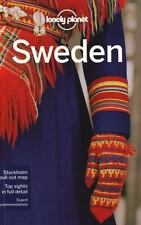 Lonely Planet Sweden (Travel Guide)-ExLibrary