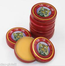 Tiger Head Balm Oil Refreshing Essential oil Mosquito Elimination Mint Flavor