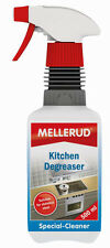 Kitchen Oven Hob Worktop Degreaser Grease Remover 500ml MELLERUD + FREE SAMPLE