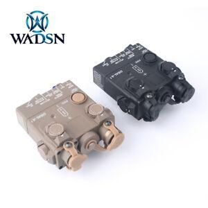 WADSN Tactical DBAL-A2 Green IR Aiming Laser Hunting Strobe Light