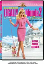 Legally Blonde 2: Red White & Blonde 2006 Movie DVD NEW Reese Witherspoon Comedy
