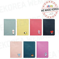 BT21 Character Mascot Mini Journey Passport Wallet 7types Authentic K-POP Goods