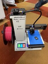Monoprice Mini Select V2 with Micro SD Card and Filament