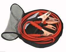 12FT, 8GA BATTERY BOOSTER CABLE/JUMPER CABLE SET w/BAG for Cars & Pickup Trucks