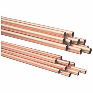 Copper Pipe Tubing - 15mm TO 22mm Varies In Length From 100mm To 600mm