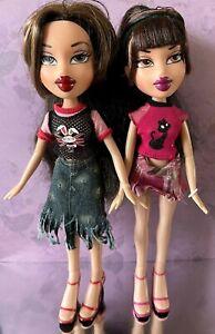 Bratz Funk Out Doll Bundle - Jade & Dana Set - MGA Figures