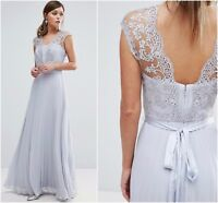 Coast Lori Arlie Embroidered Wedding Races Prom Formal Cocktail Occasion Dress